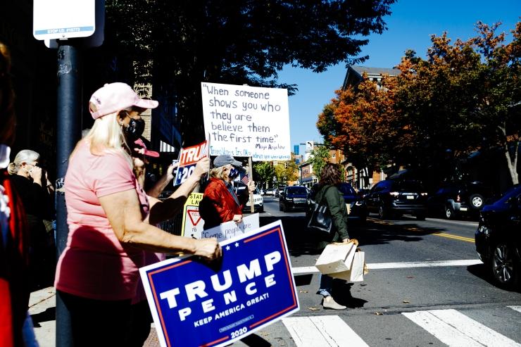 Doylestown Women's March-12