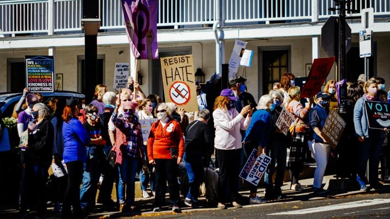Doylestown Women's March-17