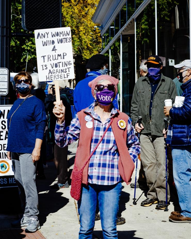 Doylestown Women's March-2