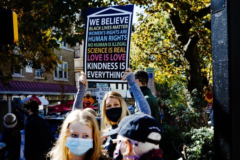 Doylestown Women's March-3