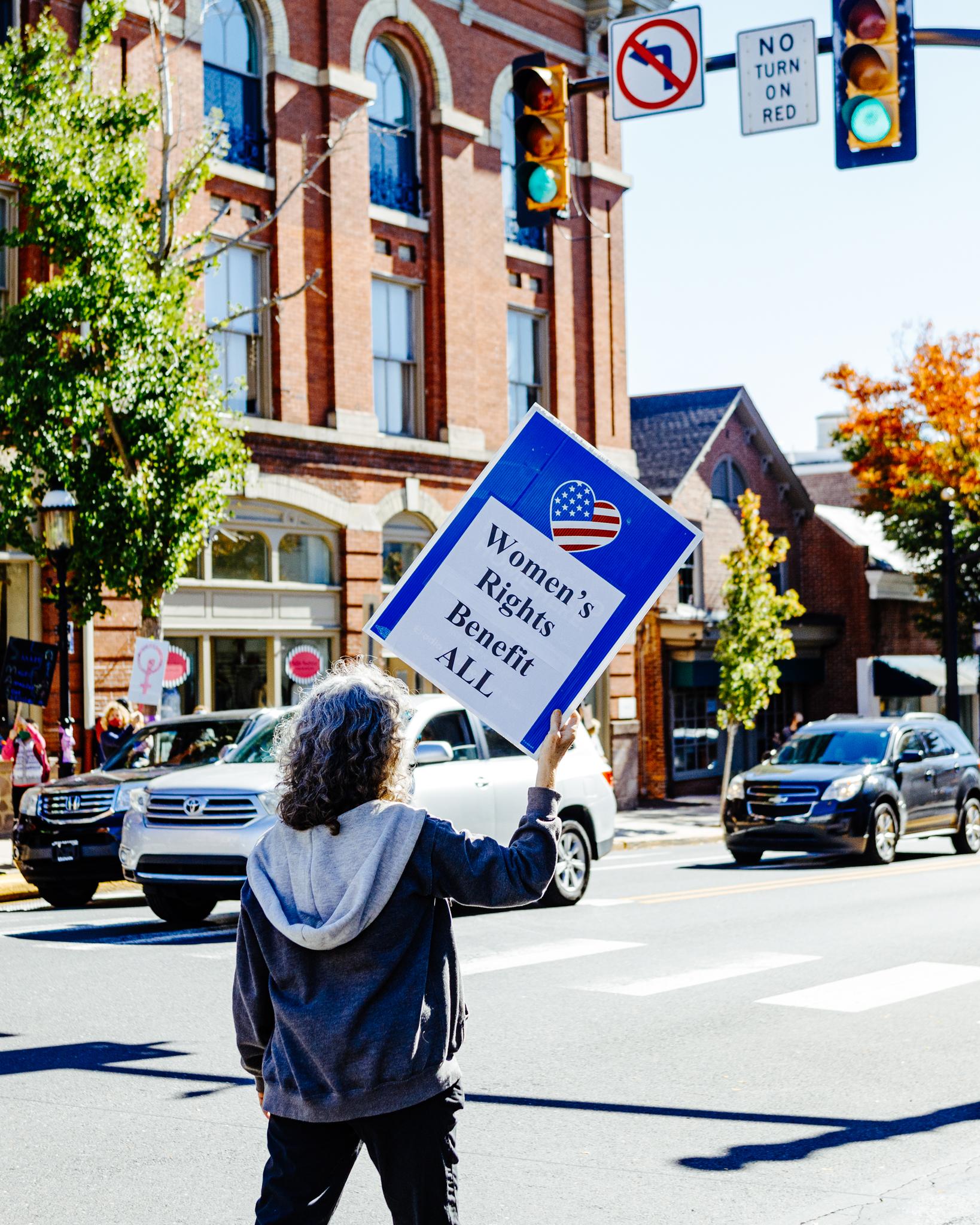 Doylestown Women's March-5